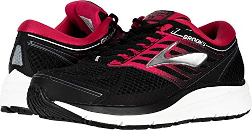 Brooks Women's Addiction 13 Black/Pink/Grey 8.5 Wide US