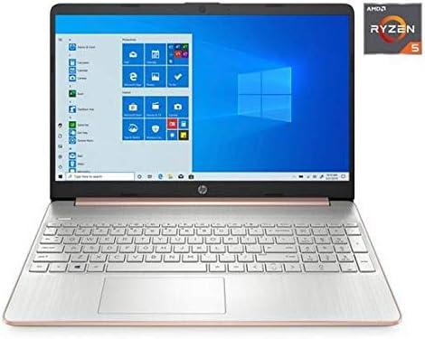 "HP 15.6"" Ryzen 5 8GB/256GB Laptop-Rose Gold WeeklyReviewer"