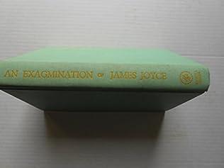 book cover of Examination of James Joyce