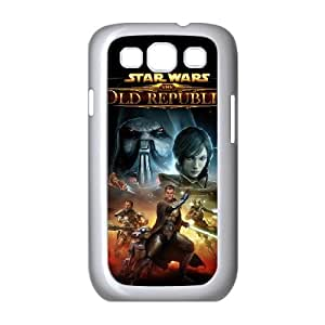 Star Wars The Force Unleashed 2 Samsung Galaxy S3 9300 Cell Phone Case White gift PJZ003-7493952