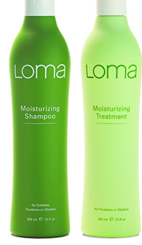ampoo and Moisturizing Treatment (DUO PACK) 12 Ounce Each (Moisturizing Duo)