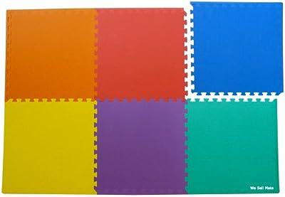 We Sell Mats Foam Interlocking Square Floor Tiles