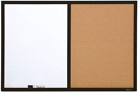 Amazon.com: Quartet pizarrón de borrado en seco & corcho ...