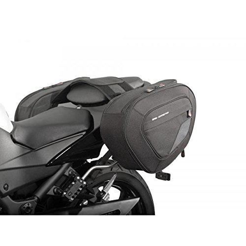 Bike-specific support arms and mounts for Sport Panniers - (Kawasaki Ninja 300 & 250R, '08-)