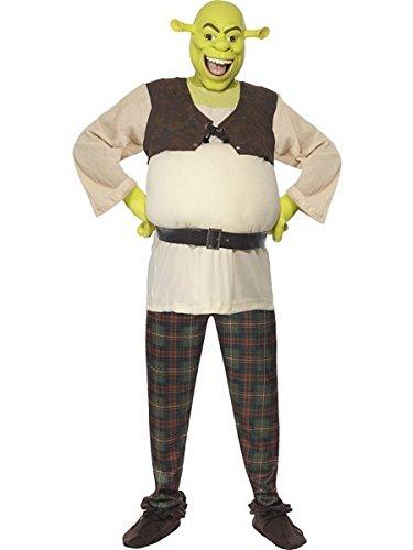 Smiffys Shrek Costume For Men Medium (Shrek Costumes Australia)