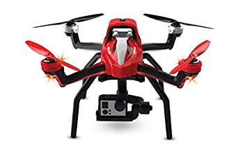Traxxas Aton Plus Quadcopter with 2-Axis Gimbal, 3-Cell 5000mAh iD LiPo Battery and 3-amp AC LiPo Charger