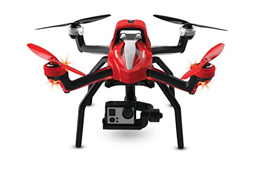Traxxas Aton Plus Quadcopter with 2-Axis Gimbal, 3-Cell 5000mAh iD...