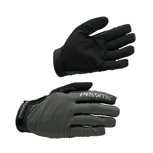 Pryme Trailhands Thin BMX/MTB Glove, Medium, ()