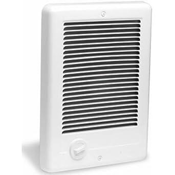 Cadet 67507 Com Pak Plus Fan Heater 2000 W 240 V White