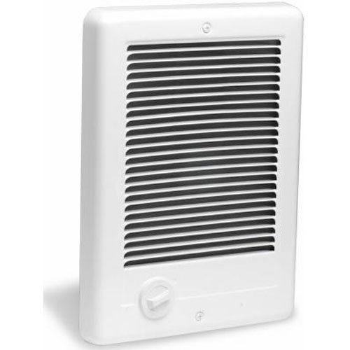 Cadet CSC152TW Com-Pak 1500-Watt, 240V complete wall heater with thermostat, white