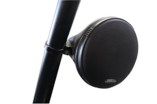 SSV Works Mini Cage Mount Stereo Speaker Pods INCLUDES 6 1/2