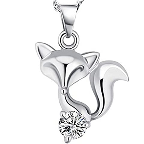 Yuntun Pendant Female Fashion Fox Style - Choke Horn