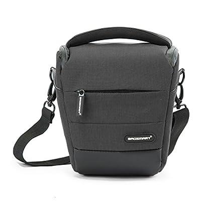 BAGSMART Digital SLR/DSLR Compact Camera Shoulder Bag, Holster Camera Case from BAGSMART