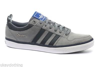 Adidas Vespa GS II Lo, Herren Sneaker Grau grau, Grau grau