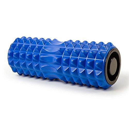 QIAN Rouleau de mousse pour se détendre les muscles et sans saveur yoga physique colonne monocylindre Masseur