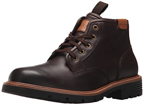 Cole Haan Men's Grantland WP Chukka Boot, Java Wp, 10 Medium US
