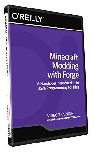 Minecraft Modding with Forge - Training DVD