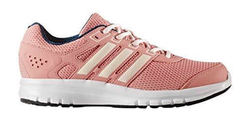 adidas Duramo Lite W, Zapatos para Correr para Mujer, Core Black/Night Met./Ftwr White Multicolor (Tactile Rose /icey Pink /blue Night )