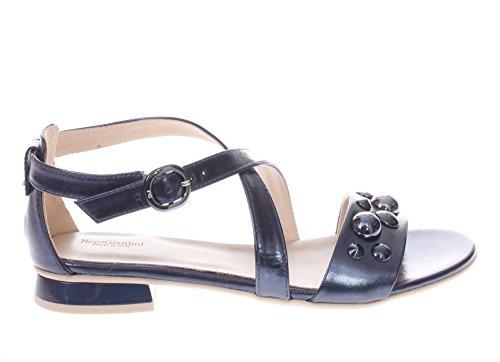 Nero Oceano Con Donna Una Borchie Sandalo Fascia Giardini 0IqArw0aZ