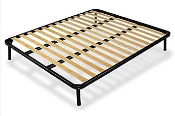 Bed Store® RETE A DOGHE STRETTE MATRIMONIALE 160X190 ORTOPEDICA ...