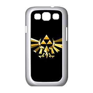 Samsung Galaxy S3 9300 Cell Phone Case White Legend of Zelda ena