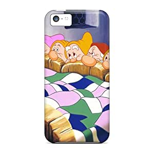 Iphone 5c Lqr6925WawU Snow White And The Seven Dwarfs Tpu Silicone Gel Case Cover. Fits Iphone 5c