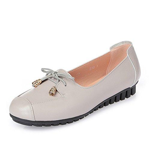 Btrada Mocasín De Conducción Bowknot De Mujer zapatos Mocasines Mocasines Mocasines De 5000e2
