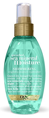 (OGX) Organix Sea Mineral Moisture Shimmering Replenisher 4oz (2 Pack)
