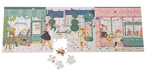 Parisian Street - A Stroll Down a Parisian Street Puzzle