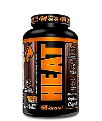 Heat - 126 Capsules
