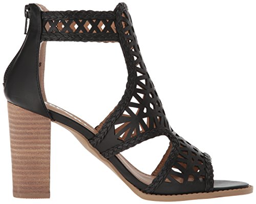 Black Women's Report Sandal Women's Sandal Raisa Raisa Black Report Women's Raisa Report OSwTUS