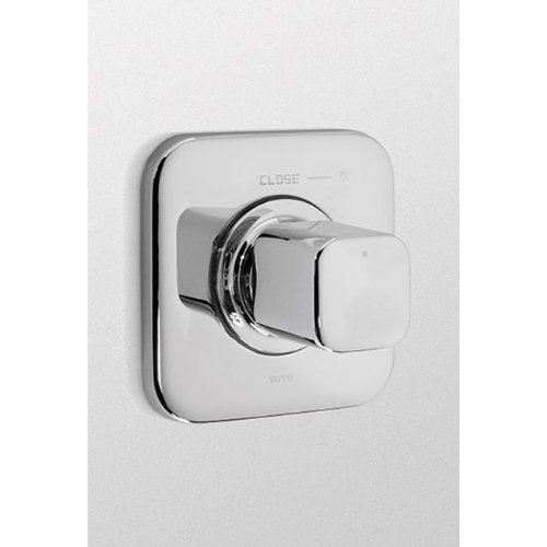 Toto TS630C2#PN Upton One-Way Volume Control Trim, Polished Nickel by Toto  B004PUFW54