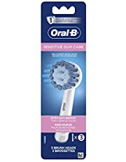 Oral-b Electric Toothbrush With 3 Oral-b Replacement Brush Heads