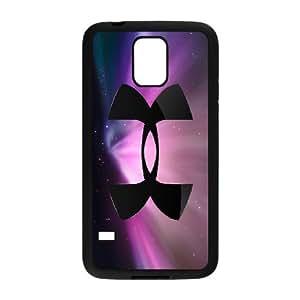 Under Armour Logo caso N5Y61W8TD funda Samsung Galaxy S5 funda DN77XF negro