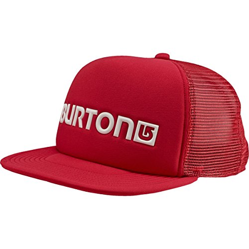 Burton Shadow Trucker Hat Mars Red, One Size