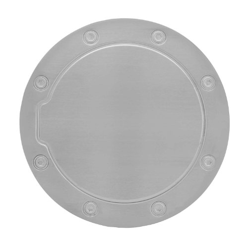 (Bully SDG-102 Stainless Steel Fuel Door Cover)