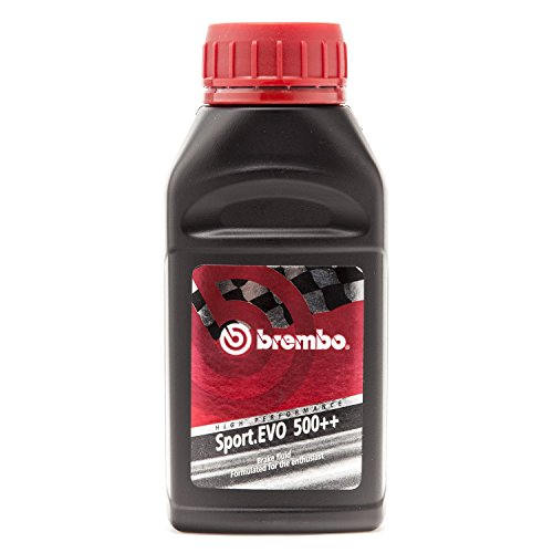 - Brembo EVO Sport Brake Fluid - 250ml Bottle