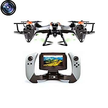 FPV DRONE With Camera And Remote Control Screen For Beginner