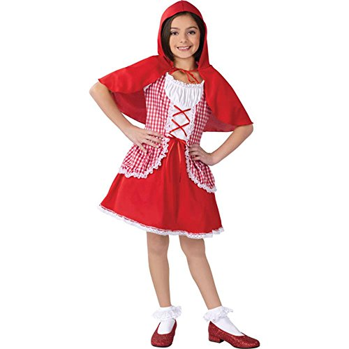 Child (Red Riding Hood Costume Ideas)