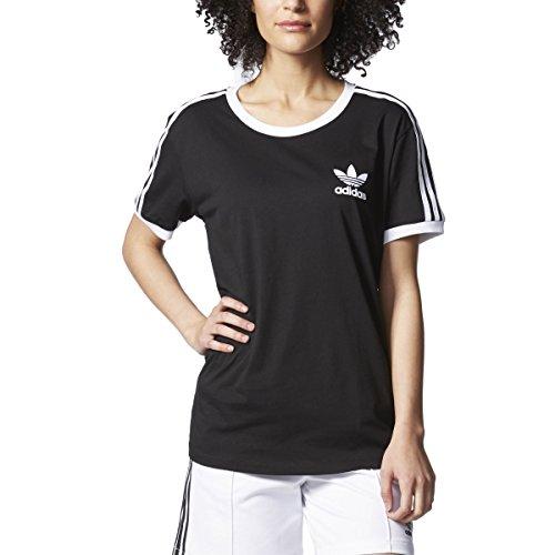 779780b571 adidas Originals Women s Tops 3 Stripes Tee
