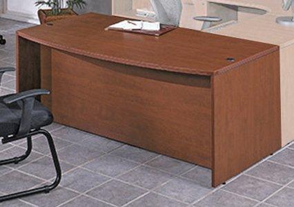72' Bow Top (Napa Collection 72'' Bow Top Desk [NAPTYP1-FS-OS])