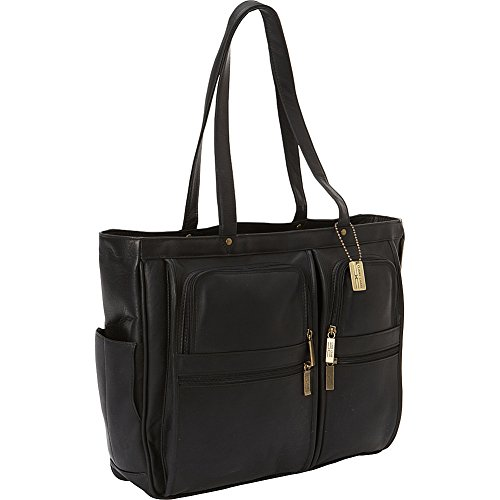 clairechase-ladys-executive-computer-handbag-black