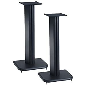 Amazon.com: Sanus BF24B 24 Inch Speaker Stands (Pair ...