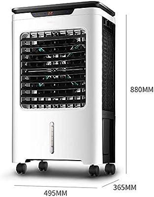 LNDDP Ventilador enfriamiento móvil Ventilador Aire Acondicionado ...