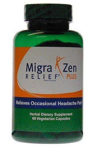 Amazon.com: migra-zen alivio Plus 60 Cap: Health & Personal Care