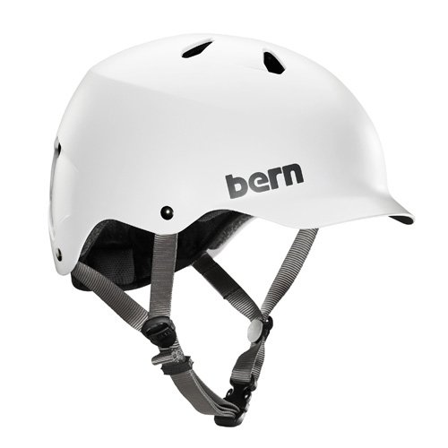 [해외] Bern(BAAN) WATTS Satin White