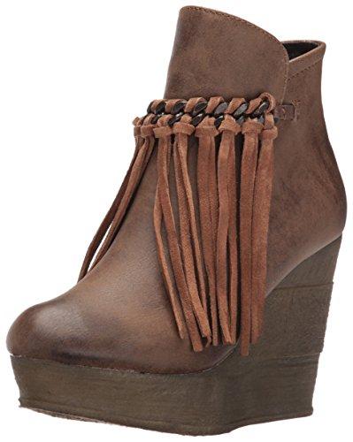Sbicca Women's Zepp Ankle Bootie Tan 82WaRtb