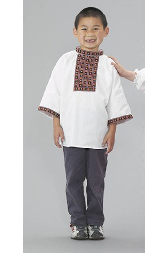 Ethnic Costumes Russian Boy by Childrens Educational Products ()