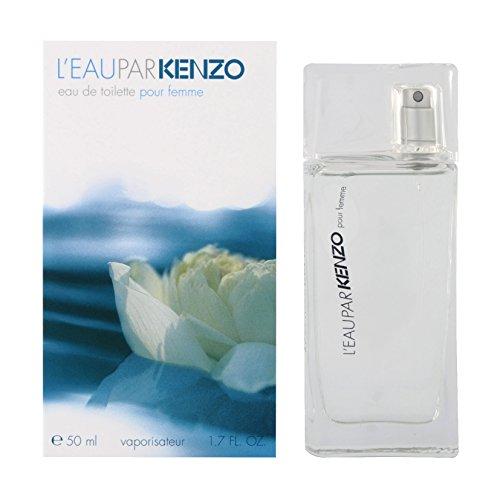 Kenzo Womens Eau De Toilette (Kenzo L'eau Par Kenzo Women Eau De Toilette Spray, 1.7 Ounce)