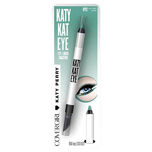 CoverGirl Katy Kat Pearl Eyeliner, Purrmaid, 0.033 Ounce